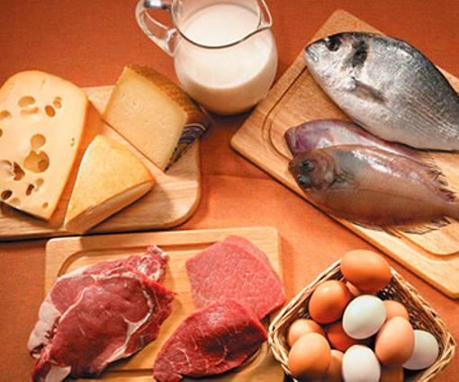 Диета на протеине
