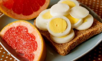Яйцо грейпфрут мясо диета