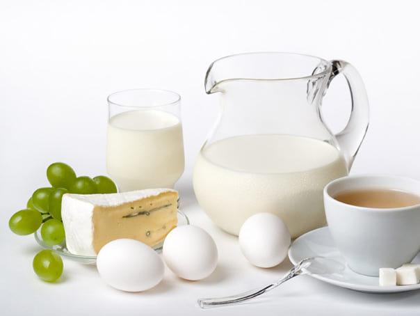 Белая диета худеем с пользой для зубов